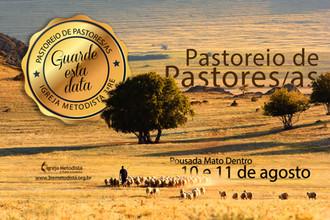 Pastoreio de Pastores e Pastoras - Agosto/2017