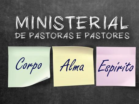 Ministerial de Pastores e Pastoras 2018