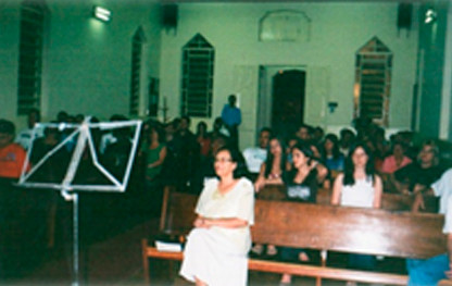 Igreja Metodista em Piquete.