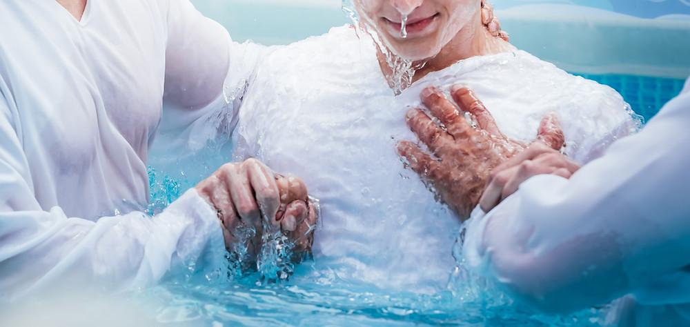 Batismo adulto