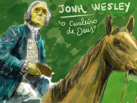 A importância do nascimento de John Wesley para o movimento metodista