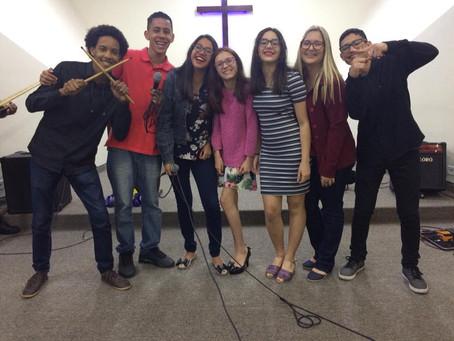 Dia do Juvenil Metodista - IM Carapicuíba