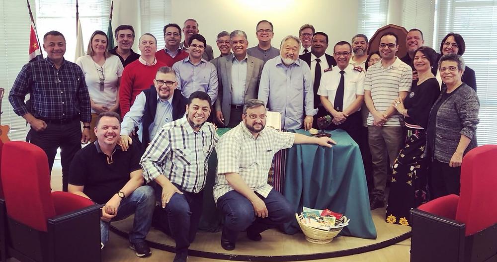 Grupo da Conexão Wesleyana