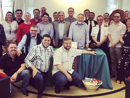 Encontro da Conexão Wesleyana de Santidade