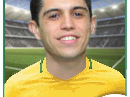 Campeões em Cristo - Tiago Valentin
