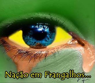 NAÇÃO EM FRANGALHOS