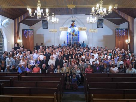 """Igreja Metodista no Brás: """"100 anos celebrando com júbilo ao Senhor..."""""""