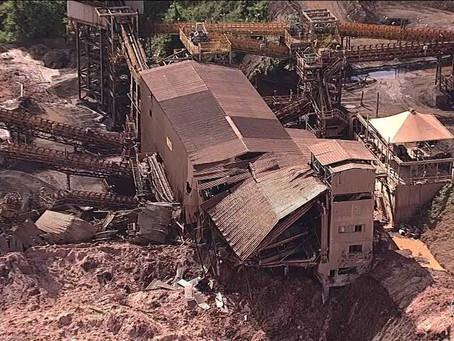 Brumadinho: barragem Córrego do Feijão se rompe e mobiliza metodistas