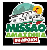 Logo Missão Amazonia