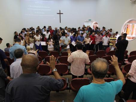 Culto de designação das/os alunas/os recomendadas/os da Igreja Metodista