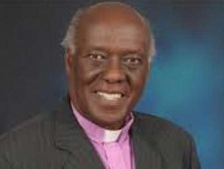 Bispo metodista Lawi Imathiu