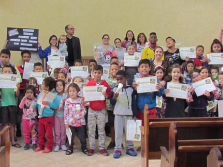 Escola Bíblica de Férias 2018 na IM Vila Formosa