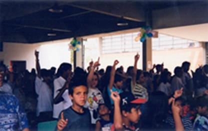 Igreja Metodista em Cruzeiro.