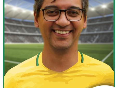 Campeões em Cristo - Rogério Silva