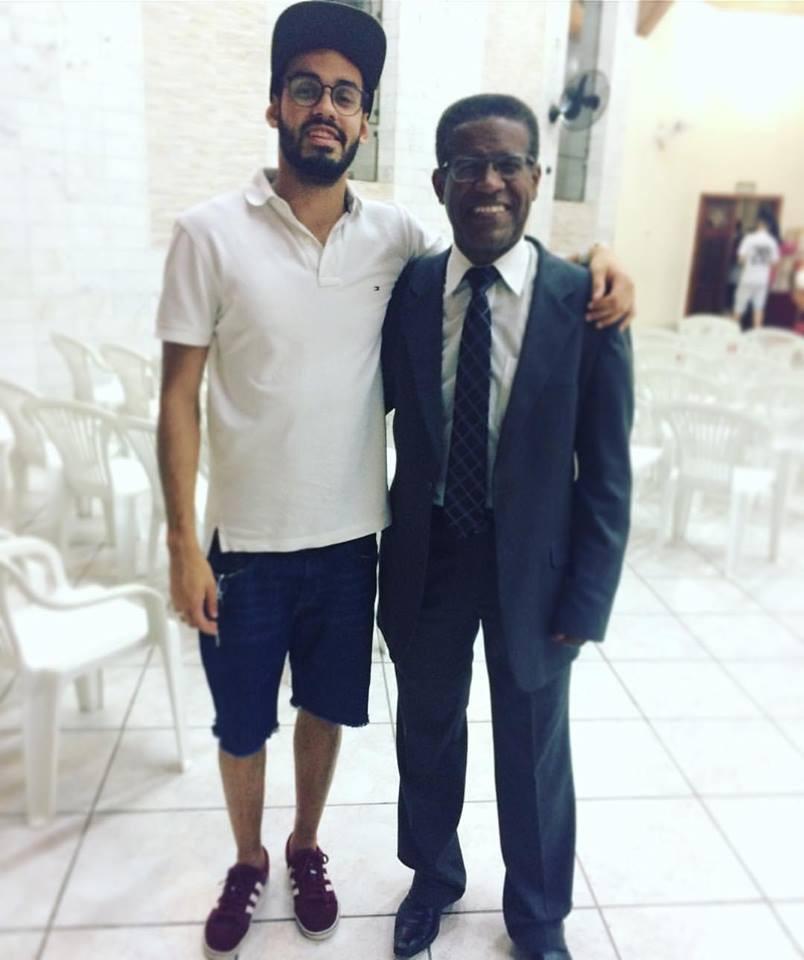 Pastor Wagner e filho Raphael