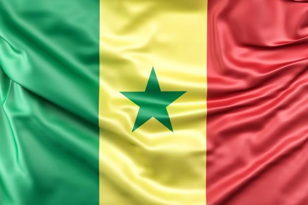 Bandeira de Senegal (África)