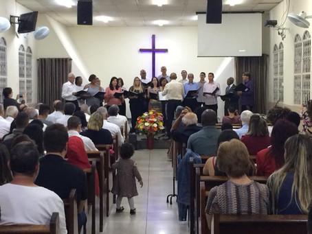 Grupo Mensageiros de Cristo - 30 anos
