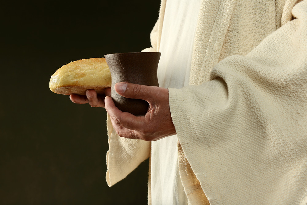 Cálice e pão