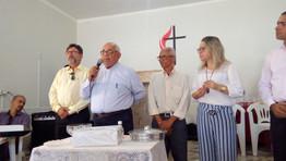 Bispo Geoval e Pastores
