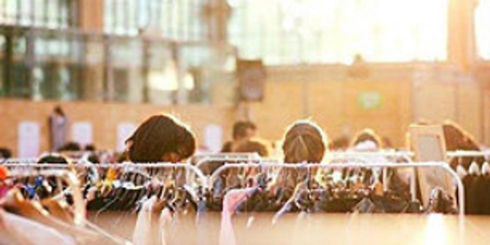 Vide Dressing Ladies & Gentlemen DIMANCHE 17.09.17
