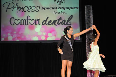 Ashley Harper Miss Colorado Mentor Program Special Olympics