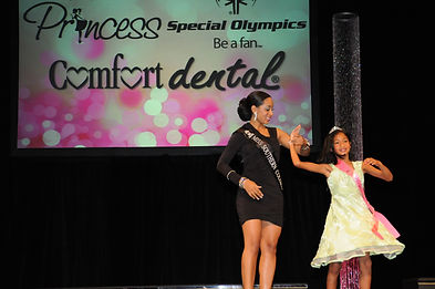 Ashley Harper Miss Colorado Special Olympics Mentorship Program
