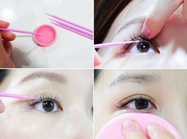 Eye makeup removal