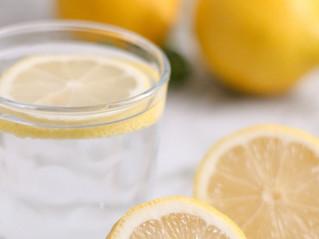 SCHRITT 03: Ayurvedisches Zitronenwasser