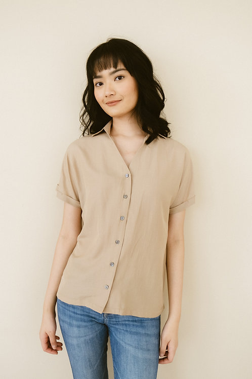 The Essential Short Sleeve Shirt
