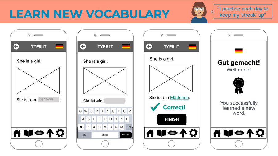 Learn New Vocabulary