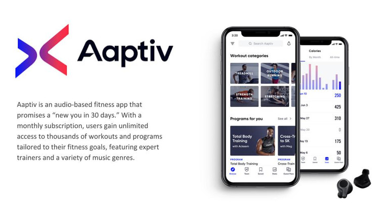 Aaptiv overview