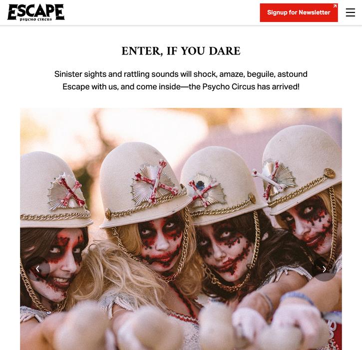 The World of Escape