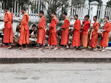 Une pause à Luang Prabang