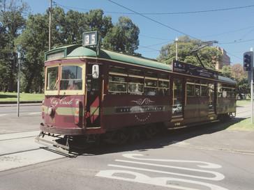 La belle Melbourne!
