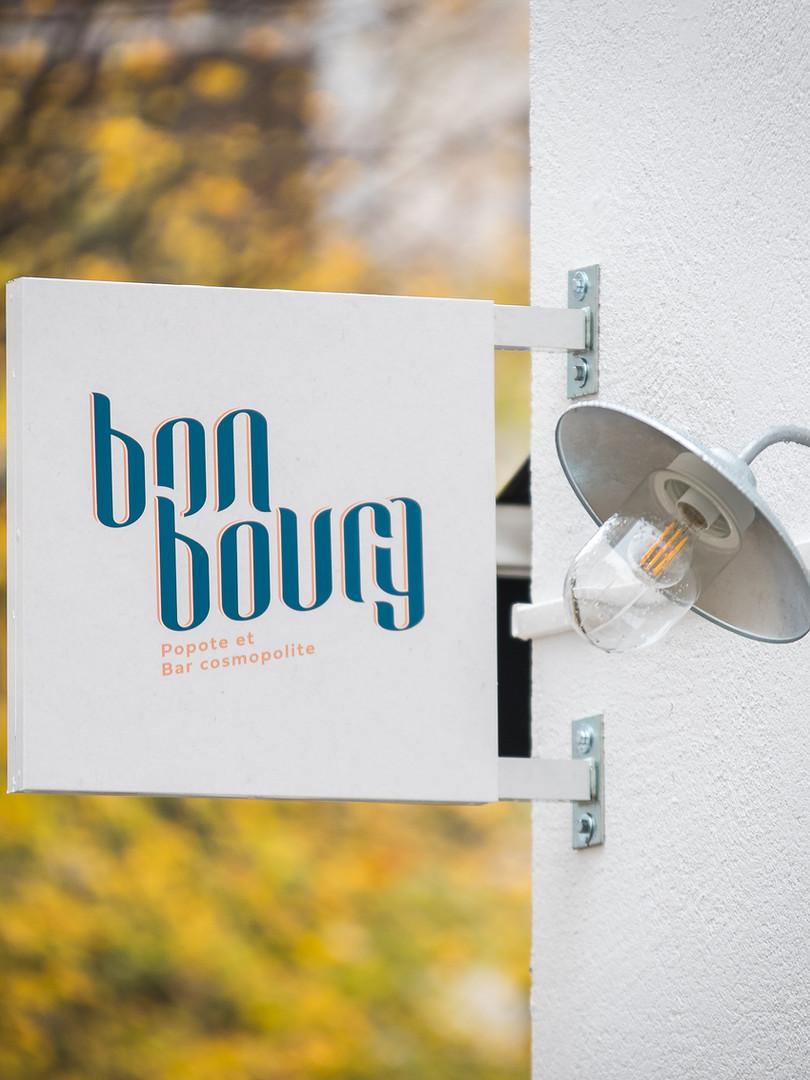 Bonbourg restaurant Nantes