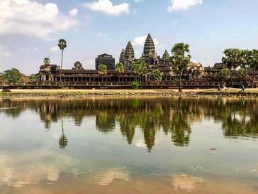 Une escale au Cambodge