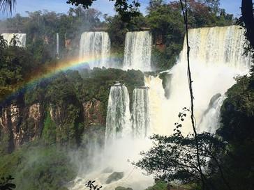 Etape 5 : Les chutes d'Iguazu
