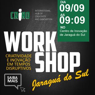 Workshop em Jaraguá do Sul