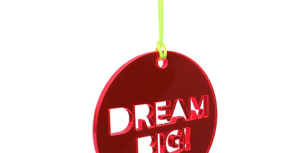 Dream big! ophæng - UDSOLGT!