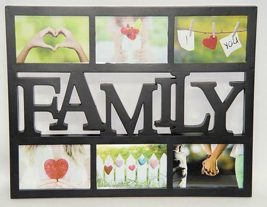 PELE MELE FAMILY 6 VUES