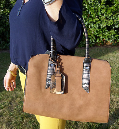 SAC CAMEL PAOLA ROSSI