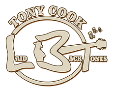 Tony Cook | Laid Back Tones | Country Artist