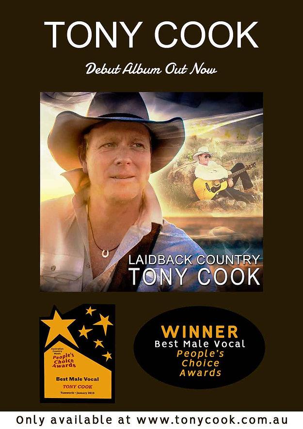 Tony Cook | Laiback Tones