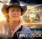 Laidback Country CD by Tony Cook