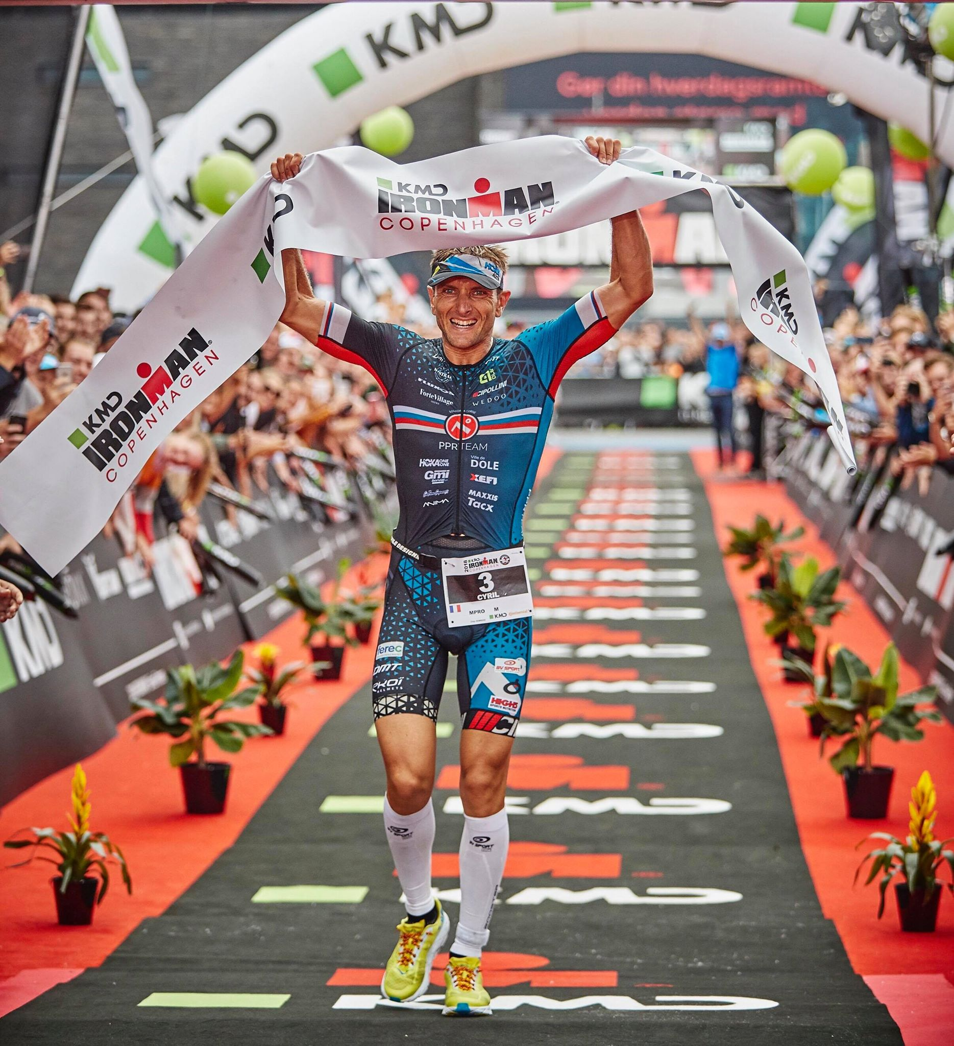 Ironman Copenhague 2018 Sub 8