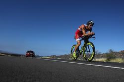 Vélo  IRONMAN HAWAII