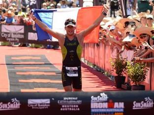 Victoire sur l'Ironman de Busselton!
