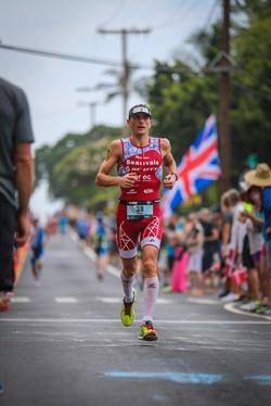 Marathon  IRONMAN HAWAII