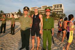 Départ avant le 70.3 Vietnam