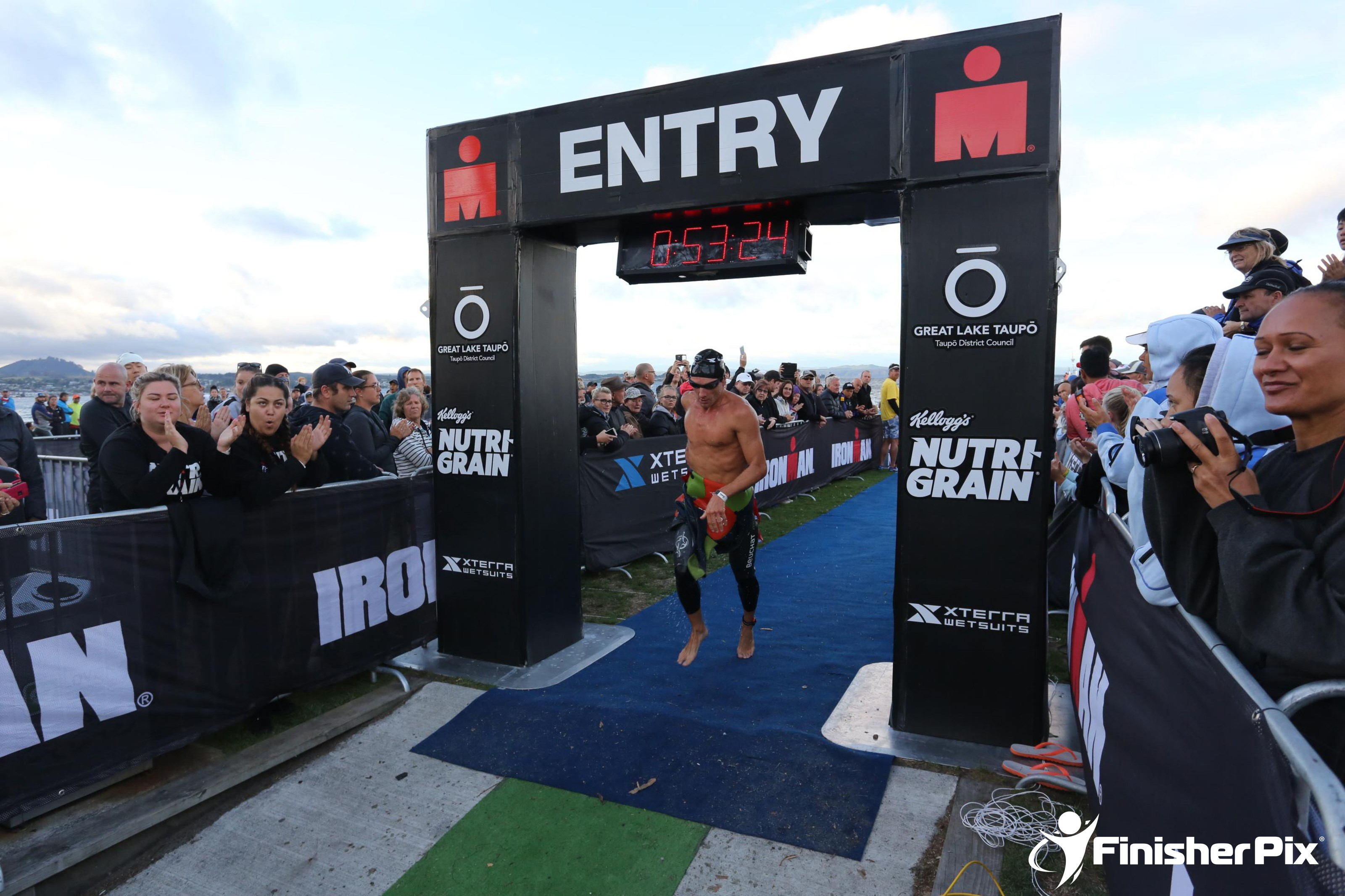 IRONMAN NZ 2017: 3ème